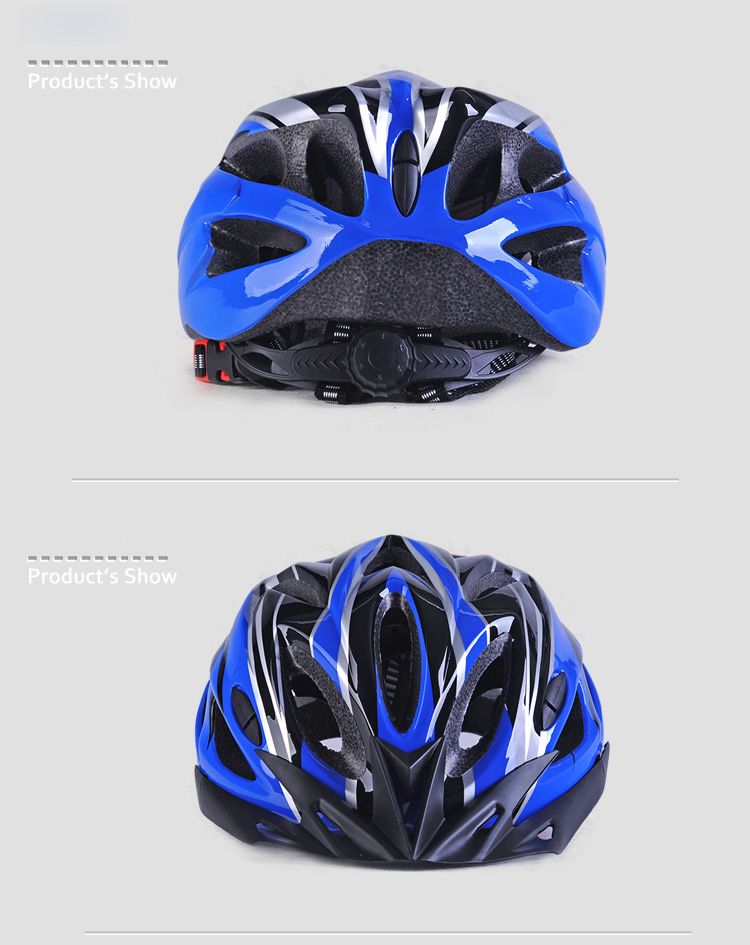 220g Ultralight Bicycle Helmet CE Certification Cycling Helmet In-mold Bike Safety Helmet Casco Ciclismo 56-62 CM-24