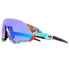 Polarized Cycling Sunglasses Men Women Photochromic Sports B