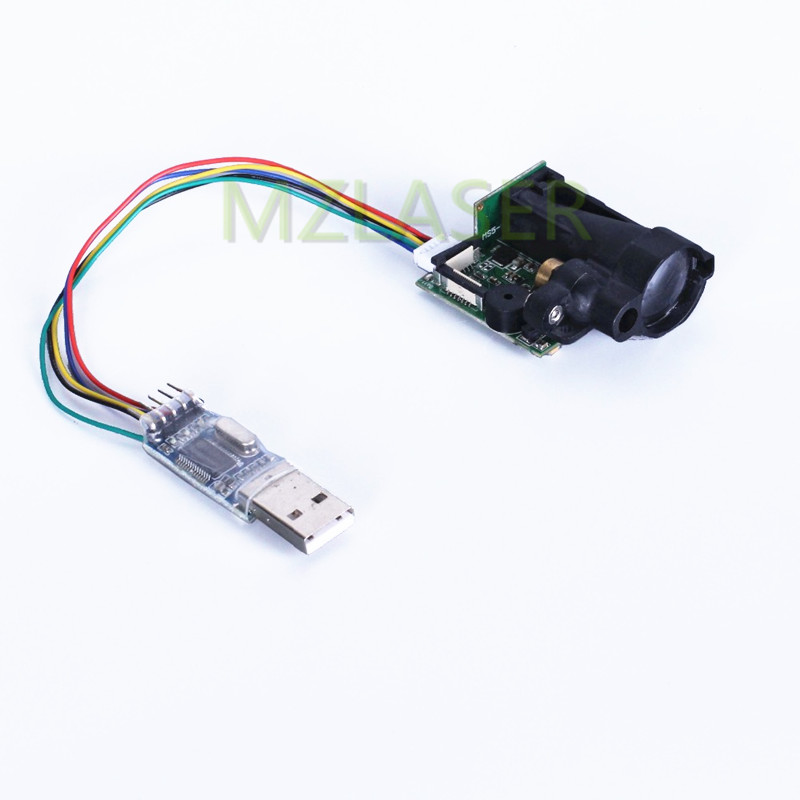 Laser Distance Module Model-2 RS232 EV Kit 60m laser head owx8060 owy8075 onp8170