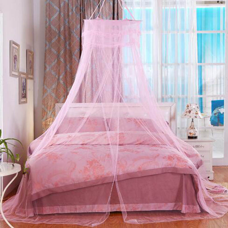 Romantic mosquito net princess for adults bed canopy high - Canopy bed ideas for adults ...