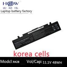 original laptop battery 11.1V 44WH For Samsung AA-PB9NC5B AA-PB9NC6B AA-PB9NC6W AA-PB9NS6B AA-PL9NC2B AA-PL9NC6W R728 R730 R780 honghay aa pb9nc6b laptop battery for samsung pb9ns6b pb9nc6b r580 q460 r468 r525 r429 300e4a rv511 r528 rv420 rv508 355v5c r428