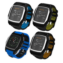 2016 IP57 GPS Bluetooth Smart Watch GT68 Men' Sports Watches Waterproof Inteligence for Android Smart Phone SIM Heart Rate