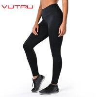 Vutru Women Yoga Pant Sport Leggings 4 Colors Tights For Women Fitness sports trousers V7LD018