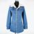De las mujeres de invierno espesar caliente abajo chaqueta de Señora de la moda abrigo de mezclilla Femenina cuello de polo prendas de vestir exteriores ocasional Envío gratis