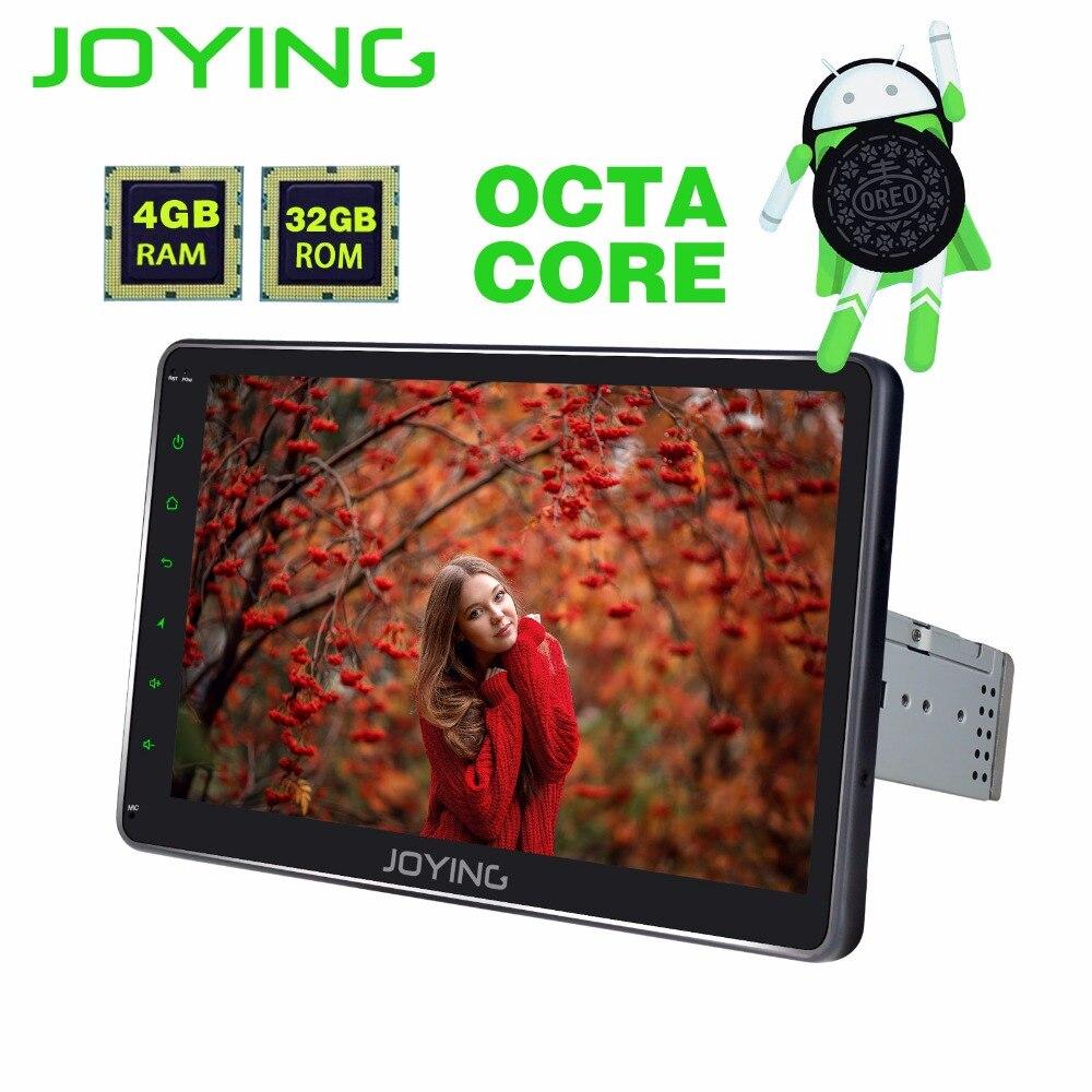 10 unique DIN Octa base Android 8.1 navigation GPS Intégré 4G Modem Zlink DSP Universel autoradio autoradio stéréo GPS Lecteur