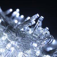 Free Fedex 5pcs/lot LED christmas tree lights 10M*3M 600leds led string light Curtain AC220 80W wedding curtain lights