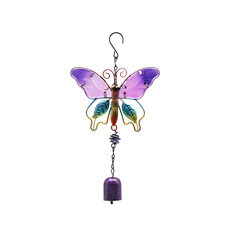 Butterfly Wind Chime for Wall Window Door Hummingbird Wind Bell Hanging Ornaments Vintage Home Campanula Decoration CraftsButterfly Wind Chime for Wall Window Door Hummingbird Wind Bell Hanging Ornaments Vintage Home Campanula Decoration Crafts
