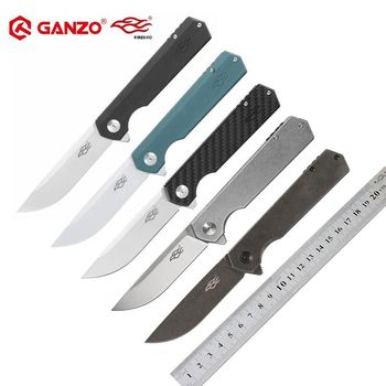Firebird Ganzo FH11 D2 blade G10 or carbon fiber handle folding knife tactical knife outdoor camping EDC tool Pocket Knife lukmall iphone case
