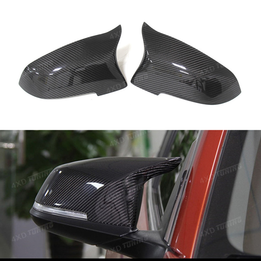 For BMW F10 Carbon Mirror cover M Look 5 6 7 Series F07 F10 F12 F13 F06 F01 F02 Carbon Fiber Rear Side View Mirror Cover 2014+ конвектор nobo viking c2f 10 xsc