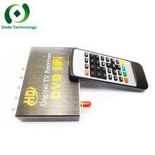 Оригинал высокого качества 60-70 КМ/Ч MPEG-2 MPEG-4 DVB-T2 Мобильный цифровой ТВ приемник Цифрового ТВ DVB-T2 BOX 1080 P автомобиль ТВ-Приемником(China (Mainland))