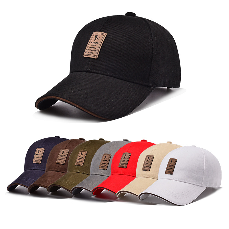 93d1b8c456e Brand Baseball Cap Snapback Caps Fitted Casual Gorras Dad Hats For Men Women  Sports Golf Leisure Hats Men s Accessories