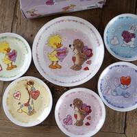 Suzy S Zoo Baby Plate Set Dinnerware Feeding Set Kids Plate Dishes Child Dinner Plates Dinnerware