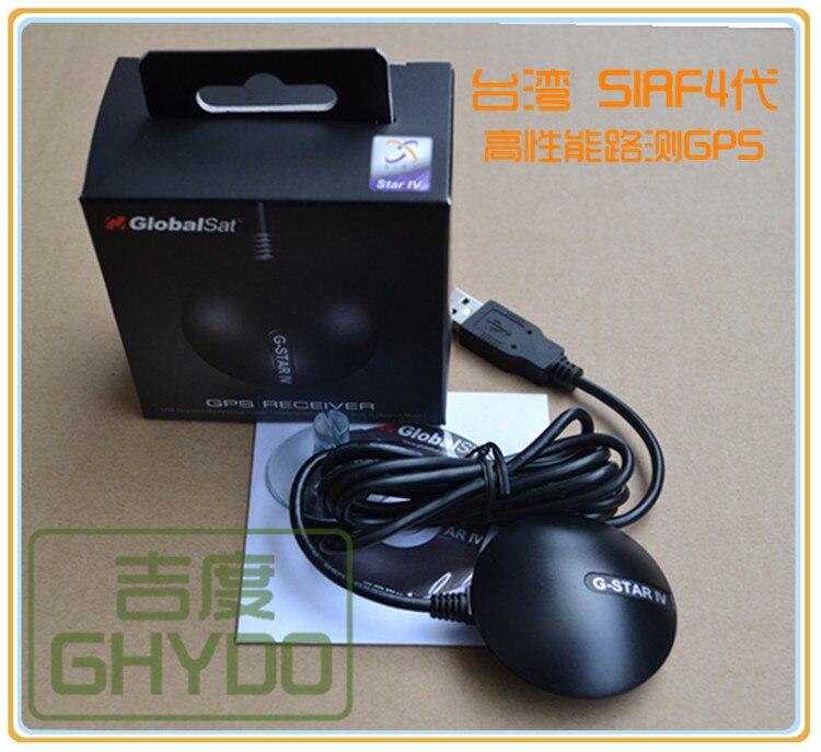 5 шт./1 лот кабель GPS с интерфейсом USB (SiRF Star IV) BU 353S4 bu353 USB GPS приемник SiRF 4 gmousefor Ноутбуки PC Портативный