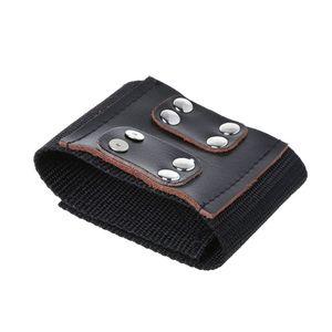 Image 5 - New Fishing Wrist Band Elastic Adjustable Wristband Protector Catapult Slingshot