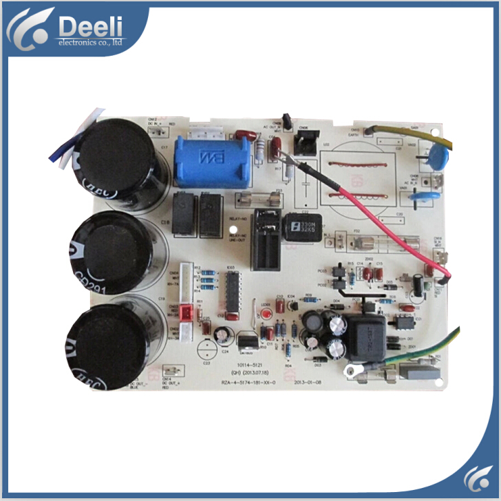 95% new good working for Hisense air conditioning Computer board KFR-26GW/11BP RZA-4-5174-181-XX-0 board good working