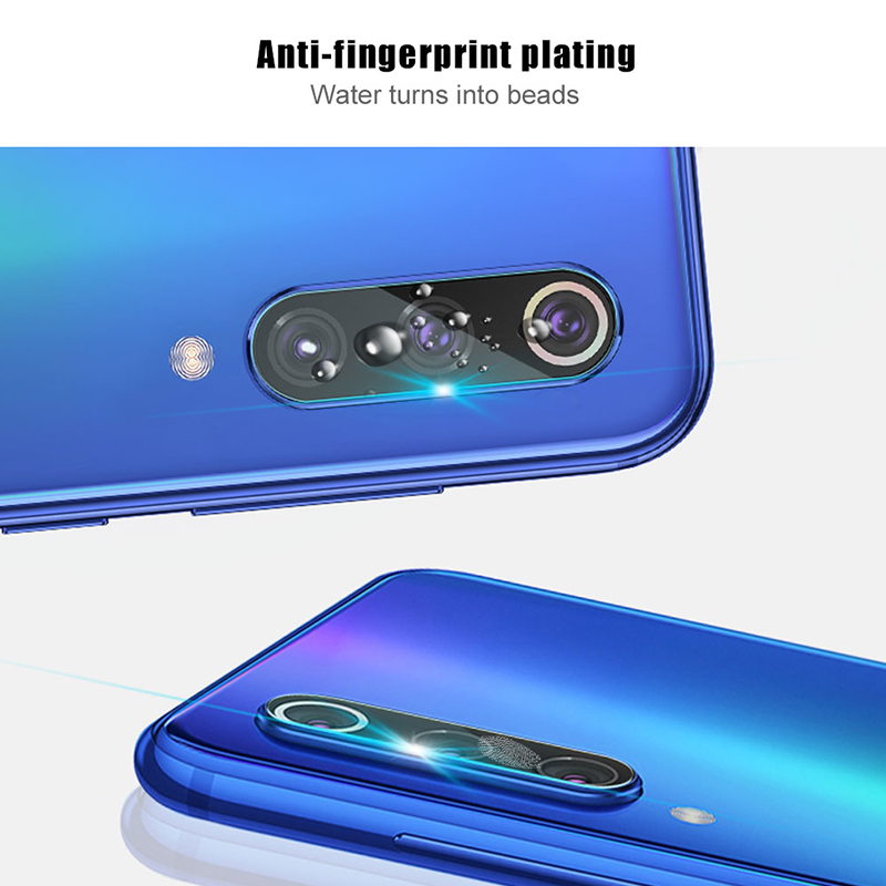 Image 5 - 2Pcs For Samsung Galaxy A50 A70 Camera Lens Film Protector Safety Glass For Samsung A 50 70 Phone Lens tempered Glass Protection-in Phone Screen Protectors from Cellphones & Telecommunications
