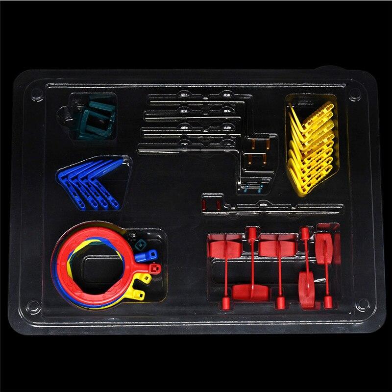 1 Set Dental X-Ray Film Positioning System Positioner Holder Dentist Lab Locator Instrument Dental tools