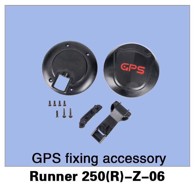 Free Shipping Original Walkera Runner 250 Advance Propellers Spare Parts GPS fixing accessory Runner 250(R)-Z-06