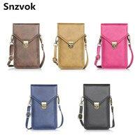 Fashion Universal Leather Mobile Phone Bag Pocket Messenger Bag For IPhone 6s Plus For Samsung S6