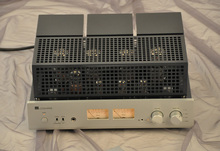 Muzishare x7 entegre vakum tüp amplifikatör kt88x4 ab1 itme-çekme amplifikatör 25 ~ 45 w tr ~ ul anahtarı 110 v/220 v mm fono