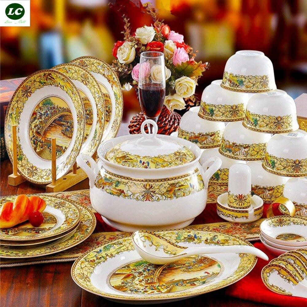 Popular Ceramic Dinnerware Sets-Buy Cheap Ceramic Dinnerware Sets ...