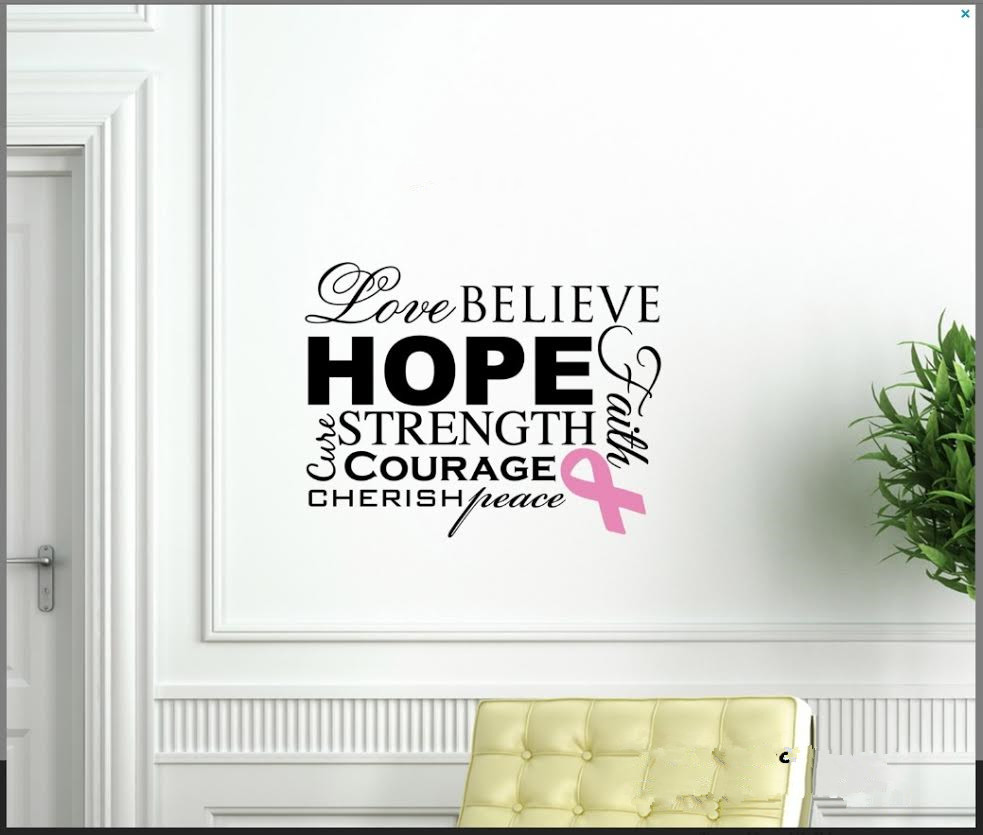 Faith Love Hope Quotes Love Believe Hope Faith Vinyl Quotes Wall Stickers Art Decals For