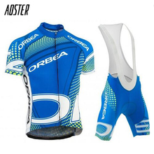 Aoster Cycling Jersey 2018 Racing Sport Bike  Bicycle Clothing Ciclismo Summer Wear