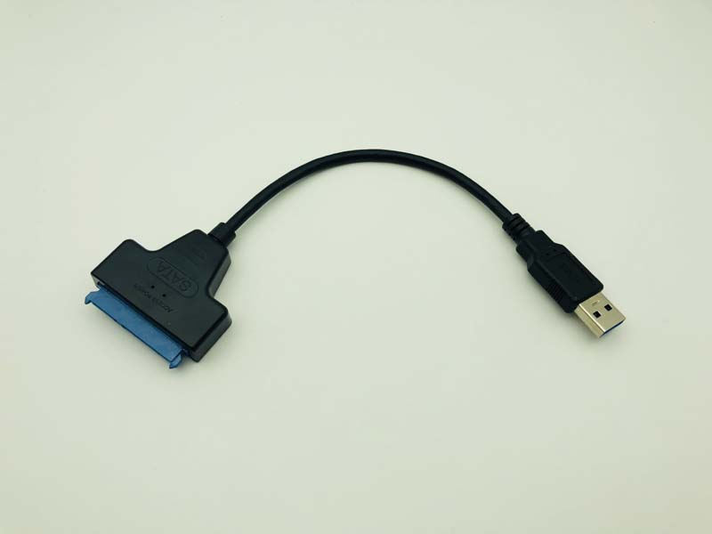 H1111Z Computer Cables Connectors HDD USB SATA Adapter Connector SATA/SATA3 to USB 3.0 USB3.0 SATA-USB USB to SATA Cable Adapter