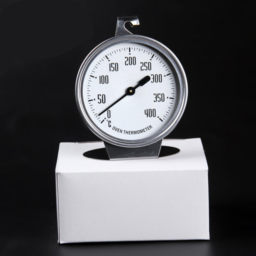 Stainless Steel Oven Thermometer Large Kitchen Thermometer Thermometer Measuring Baking Cooking Tool Bakeware Utensil Wholesale