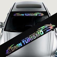 Dragonpad Waterproof Car Auto Window Sticker SPEED RACING for BMW Audi  Windscreen Styling Flame Element