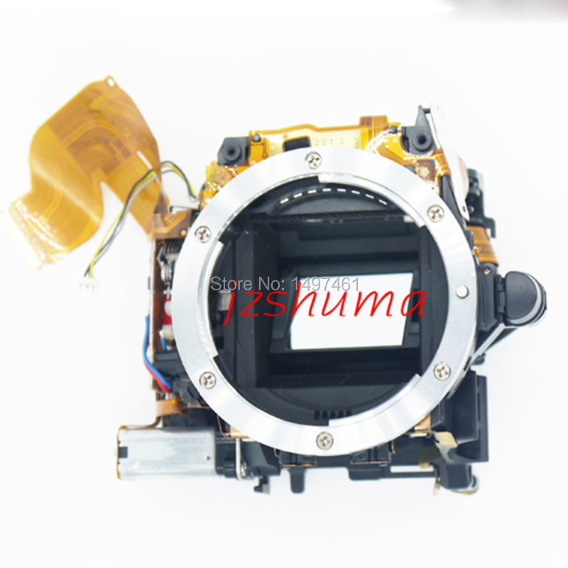 Mirror box With Shutter group Repair parts For Nikon D3300 SLR full new shutter plate group with blade curtain repair parts for nikon d810 slr
