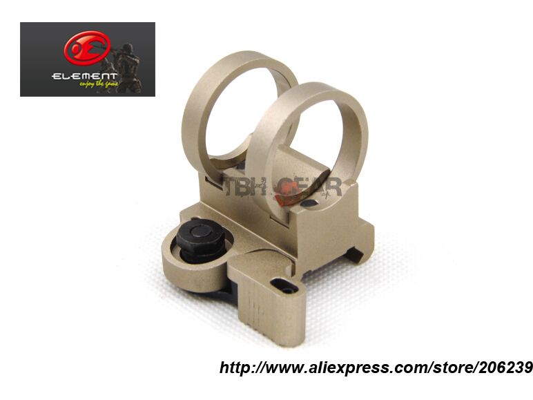 Element EX 301 1 040 Tactical Inline Flashlight Mount Airsoft Military Tactical Flashlight Mount Free shipping