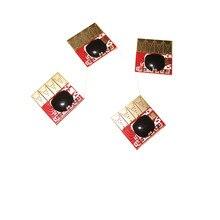 for hp 670 670xl CISS ink cartridge permanent chip For HP Deskjet Ink Advantage 3525 4615 4625 5525 6525 printer