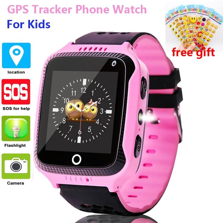 01e09f980 Reloj inteligente Q528 Anti pérdida GPS reloj de bebé con cámara para  teléfono Android Apple reloj inteligente para niños pk q90 q50 q750