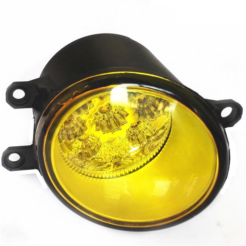 Golden Eye DRL LED Fog Lights Lamps For SCION IQ 2012-2015 xA 2006 XB 2008-2015 DRL