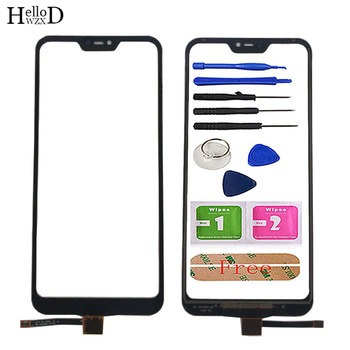 5.84'' Mobile Touch Screen Panel For Xiaomi Redmi 6 Pro Touch Screen Digitizer Sensor For Xiaomi Mi A2 Lite Touch Screen Tools 10pcs lot for xiaomi redmi 6 redmi 6a touch screen digitizer touch panel sensor front outer glass for redmi 6 touch