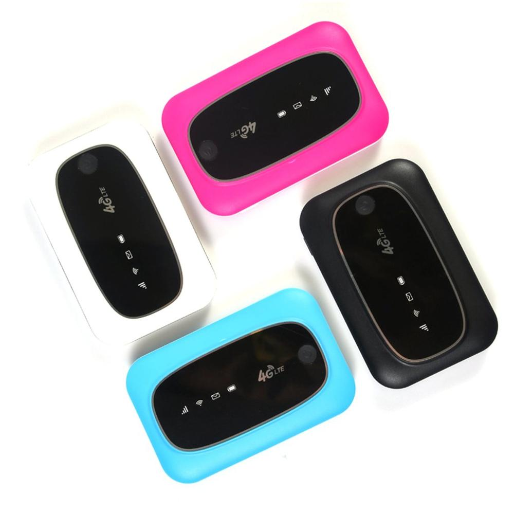 4G Portable Wifi Wireless Router Unicom / Telecom / Mobile Three Network Universal Compact Portable Without Sim Card(China)
