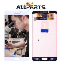 Warranty 6 0 AMOLED LCD For SAMSUNG Galaxy C9 Pro LCD Display C9000 C9 Touch Screen