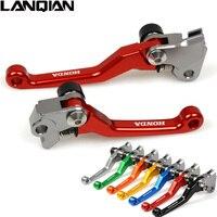 CNC For Honda CRF 250 450 R CRF250X CRF 450R 450X XR230 MOTARD Motorcycle Brake Clutch