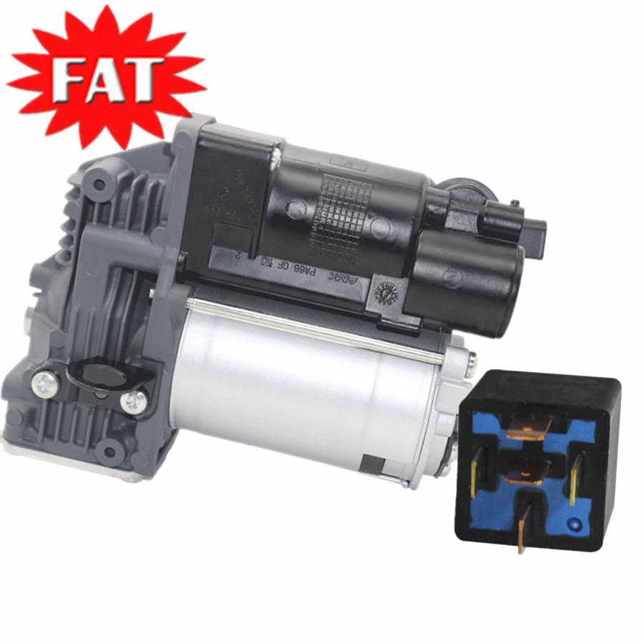 Air Suspension Compressor & Car Relay For Mercedes Benz W251 V251 W221 W164 X164 2213200704 1643200904 2513202704 0025427619