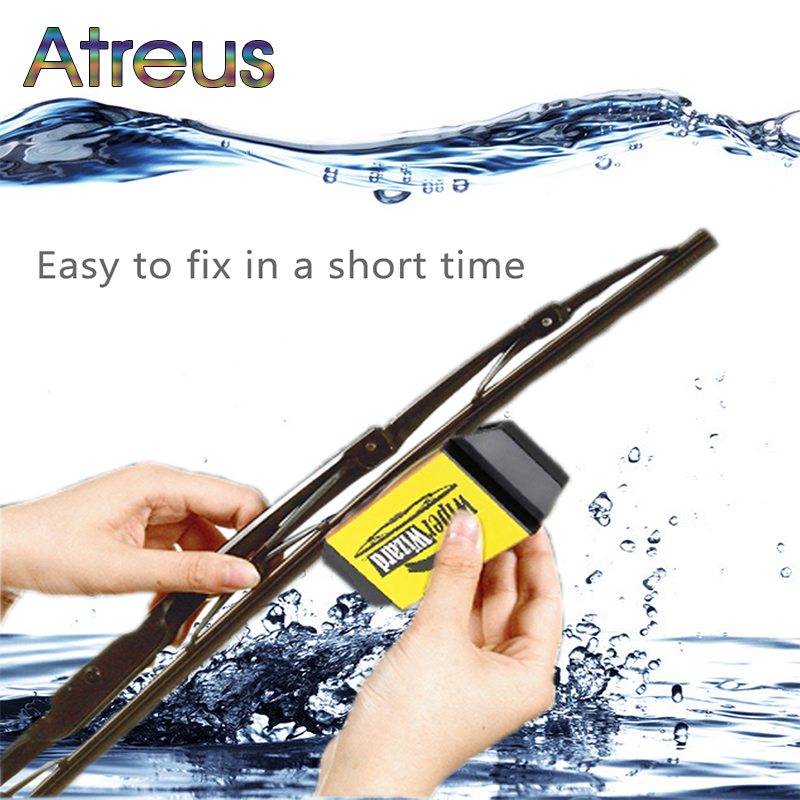 Atreus Car New Windshield Wiper Blade Repair Tool For Citroen C4 C5 Hyundai Solaris I30 VW Polo T5 Ford Fiesta Fusion Mustang