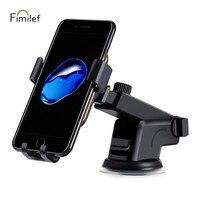 Fimilef suporte do telefone móvel do carro do telefone celular suporte de ventilação de ar suporte de telefone suporte para iphone dashboard carro móvel suporte
