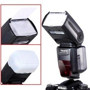 Image 3 - TRIOPO TR 988 Flash profesional Speedlite TTL con sincronización de alta velocidad para cámaras DSLR Canon d5300 Nikon d5300 d200 d3400 d3100