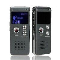 Voice Recorder 8GB Brand Spy Mini USB Flash Digital Audio Voice Recorder 650Hr Dictaphone MP3 Player