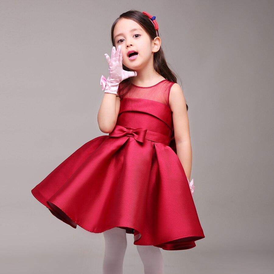 Vestidos Rojos Para Ninas