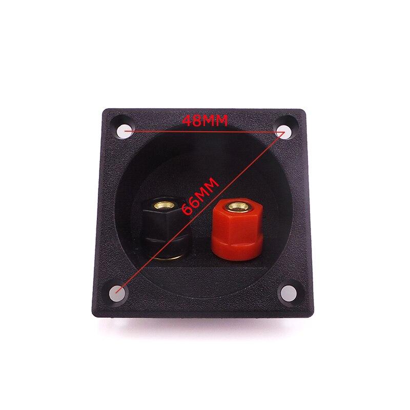 free shipping 202c box column speaker terminal box audio notum speaker cable wiring board. Black Bedroom Furniture Sets. Home Design Ideas