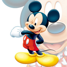 Mouse DIY Diamond Painting cartoon mouse embroidery full round painting Mosaic