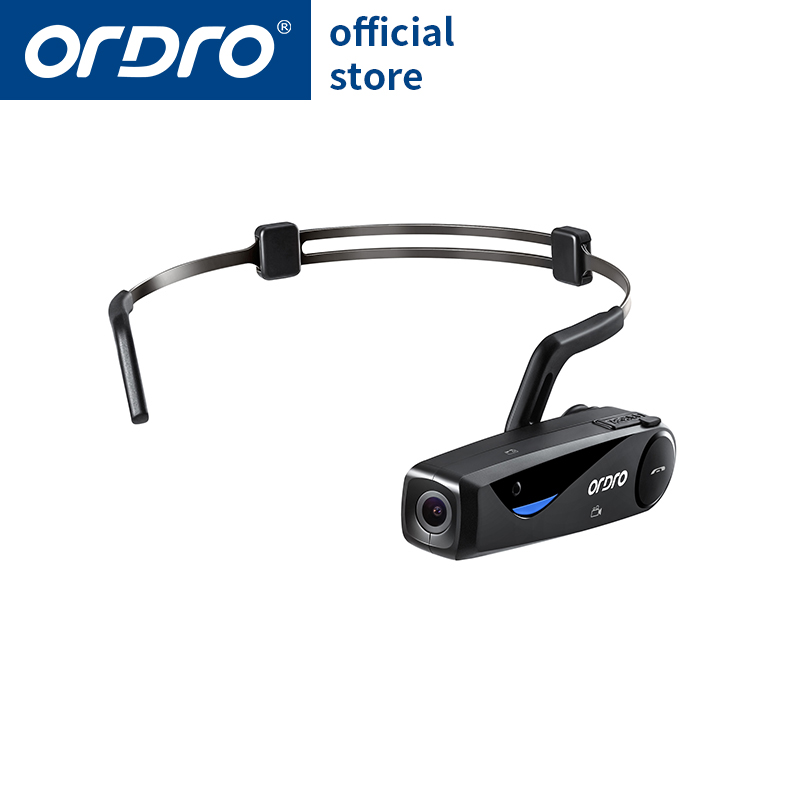 ORDRO EP5 Wifi 8.0 MP H.264 Bluetooth Camera High Definition Video Camcorder HD 1080p 30fps