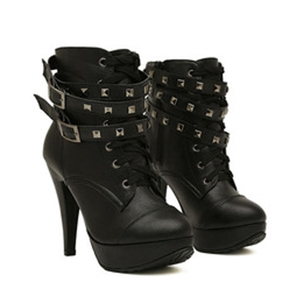 Compare Prices on High Heels Combat Boots- Online Shopping/Buy Low ...