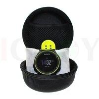 Защитите чехол Портативный сумка для Garmin полярных M400 v800 M600 M200 Томтом искры Suunto Pebble Смарт часы коробка для хранения Интимные аксессуары